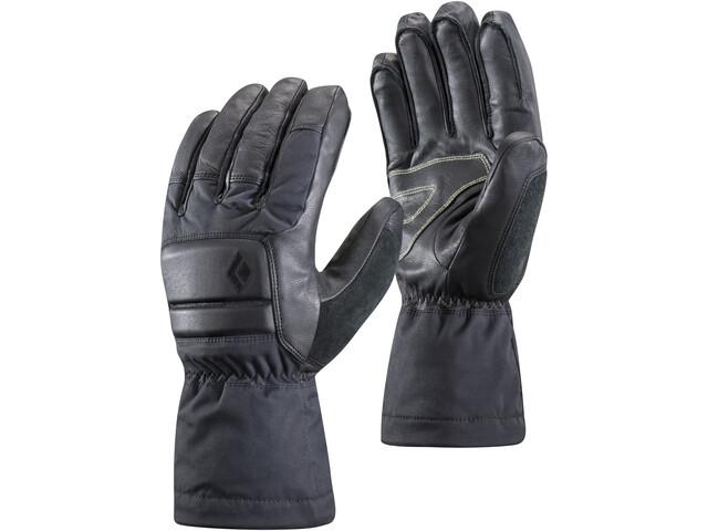 Black Diamond Spark Powder Gloves smoke